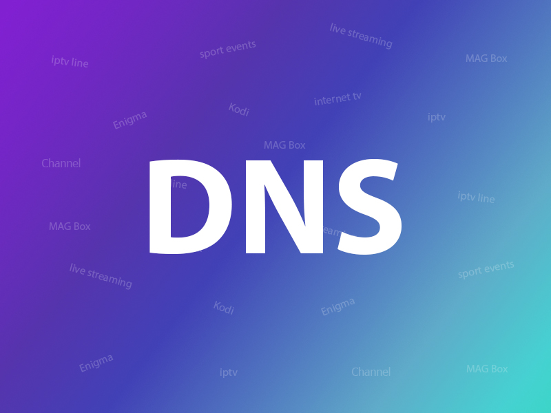 DNS changing